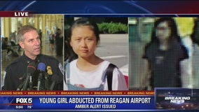 Police hold news conference on Amber Alert for 12-year-old girl from China