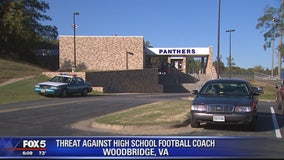 Threats made against coach causes Virginia high school football game to be played earlier