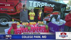 Maryland Marching Band | The University of Maryland | FOX 5 College Tour