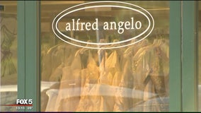 Brides-to-be left scrambling for their dresses as Alfred Angelo closing its stores
