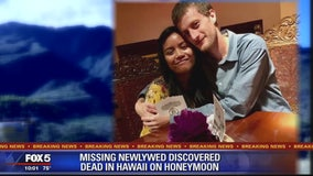 Family: Missing Montgomery County veteran's body found in Hawaii after he went for hike on honeymoon