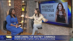 Whitney Cummings chats with Good Day DC