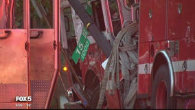 DC fire engine involved in crash that injured 8 firefighters shouldn't have been in service