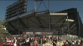 DC United opens Audi Field with ribbon-cutting ceremony
