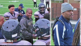2 DC officers under investigation over handling of threat complaint before youth coach shot to death