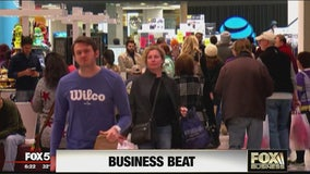FOX Business Beat: Holiday spending is up this year