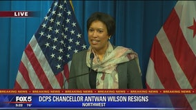 Mayor Bowser accepts resignation of DC Public Schools Chancellor Antwan Wilson