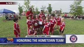 Potomac Yard   Zip Trip: Washington Nationals Hometown Team