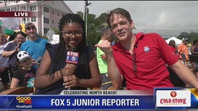 North Beach | Zip Trip: Cold Stone Creamery Junior Reporter