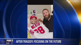 Congressional Baseball shooting victim Matt Mika discusses recovery and overcoming the odds