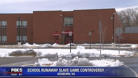 Loudoun County school under fire after students instructed to play 'runaway slave game'