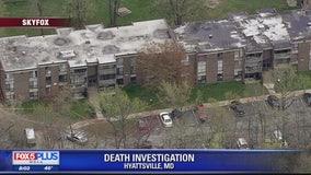 Man found dead in Hyattsville