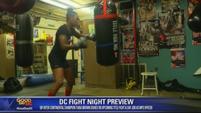Double Duty - DC officer talks about her life as a professional boxer