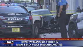 Bowie woman killed in Miami Beach police-involved shooting