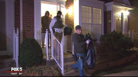 FBI raid conducted at home in Sterling