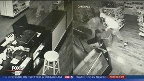 3 men charged with burglaries at Va. gun stores