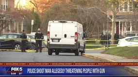 Montgomery County police investigating Germantown officer involved shooting