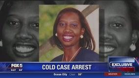 Fox 5 Exclusive.  Cold case Arrest