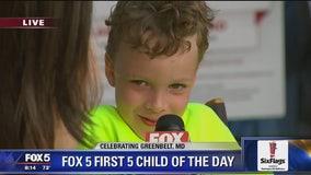 Greenbelt   Zip Trip: Six Flags America FOX 5 First 5 of the Day