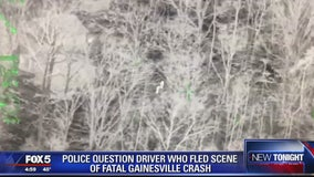 Police find driver who fled deadly rollover crash in Prince William County