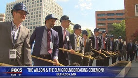 Groundbreaking ceremony held at future home of FOX 5