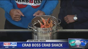 Super Bowl Seafood Ideas