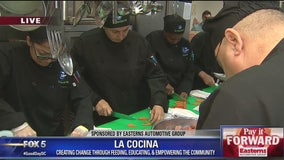 Pay It Forward: La Cocina VA helps combat unemployment and hunger with culinary program