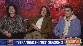 'Stranger Things 3' stars discuss latest season