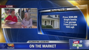 Leesburg Zip Trip: On The Market