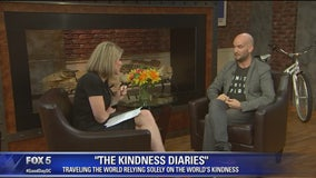 Leon Logothetis: The Kindness Diaries