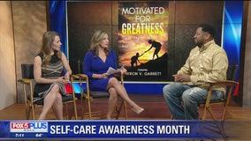 Self-care awareness for September