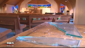 Annandale church vandalized for the 7th time since May