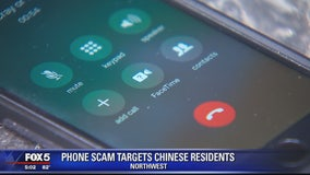 Scammers targeting Chinese residents in Montgomery County, police say