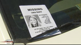 Students coming together to help in search for missing pregnant Md. high school teacher