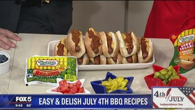 Easy and delicious Fourth of July BBQ recipes