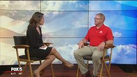 Veteran speaks on challenges since ALS Diagnosis