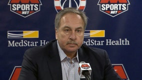 Washington Wizards fire team president Ernie Grunfeld