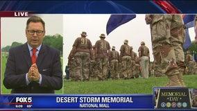 Veterans push for Desert Storm Memorial