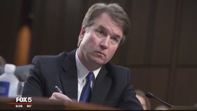 Kavanaugh's teaching appt. causing controversy
