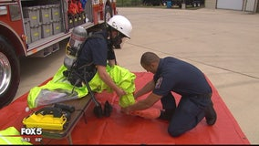 Ft. Belvoir fire station ready for HAZMAT response
