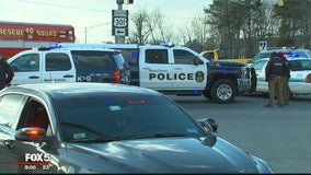 Pedestrian killed after being struck by Metro Transit Police K-9 unit vehicle