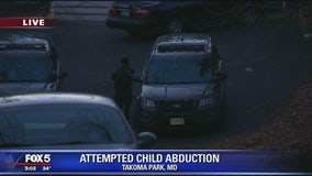 Police looking for two suspects after attempted abduction of girl in Takoma Park