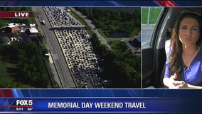 Memorial Day weekend travel