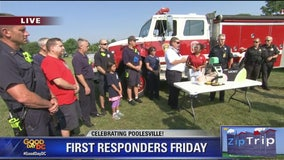 Zip Trip Poolesville: First Responders Friday
