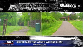 Police: Two women assaulted on Centreville walking paths