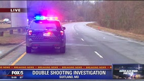 Park Police investigating deadly double shooting on Suitland Parkway