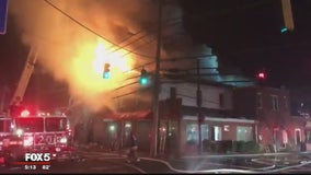 Man credits neighbor for helping him escape Upper Marlboro building fire