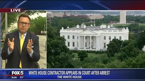 Questions remain about why White House contractor was flagged weeks after arrest warrant was issued