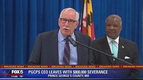 School board approves large severance deal for PGCPS CEO Dr. Kevin Maxwell