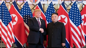Trump: Kim wants to meet again, apologizes for missile tests